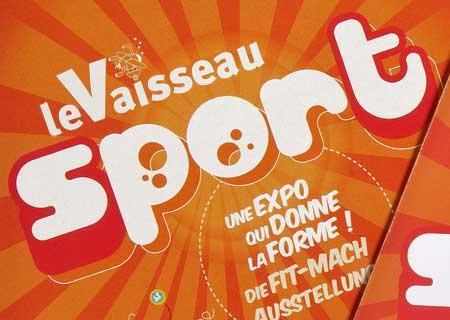 Sport, une expo qui donne la forme