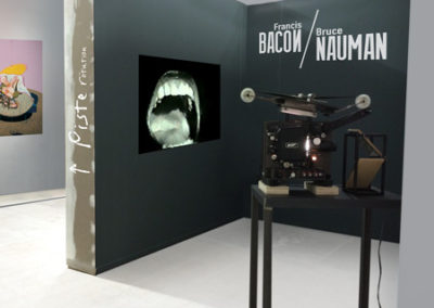 Francis Bacon / Bruce Nauman