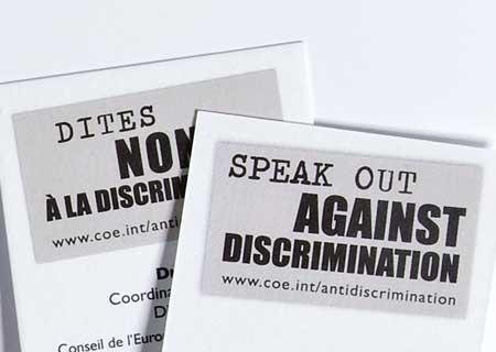 Dites non à la discrimination