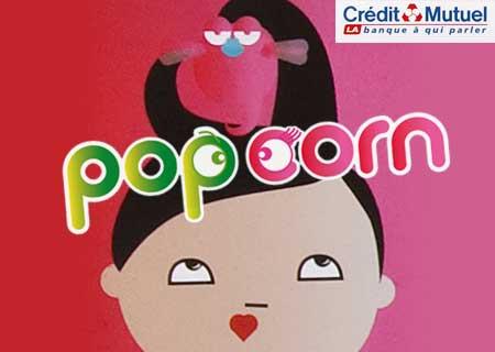 Pop'Corn Crédit Mutuel