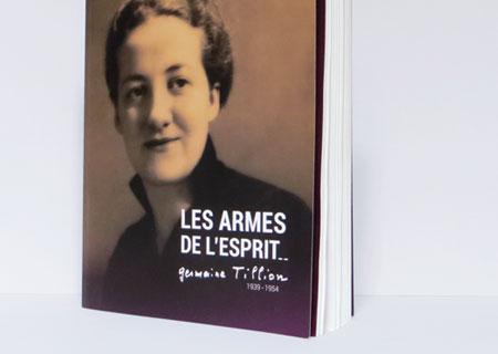 Germaine Tillion – Catalogue de l'exposition