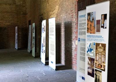 Exposition Les itinéraires culturels du Conseil de l'Europe