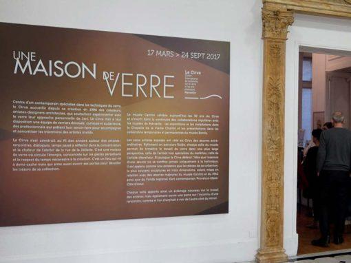 Une maison de verre – Les 30 ans du Cirva au Musée Cantini