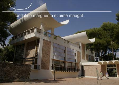 Fondation Maeght – Site internet