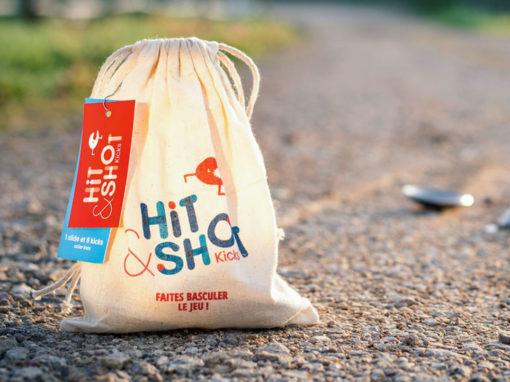 HIT&SHOT, jeu de plein air